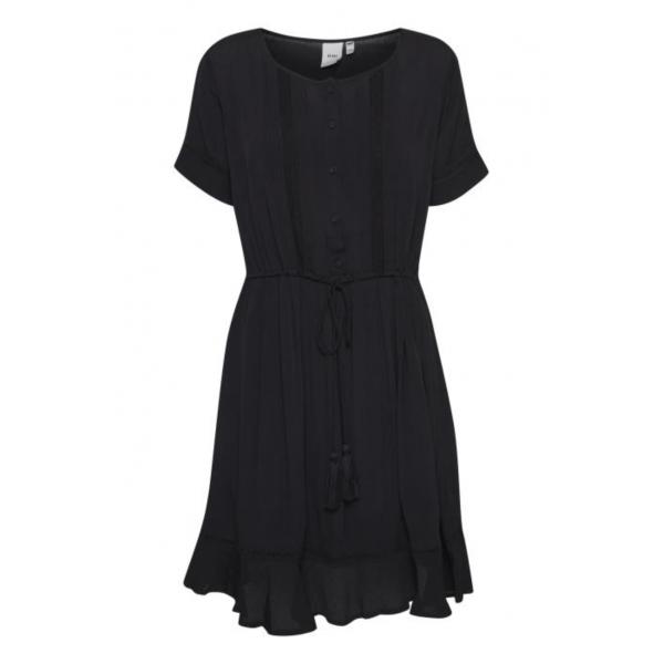 Ichi ihfernanda dress black
