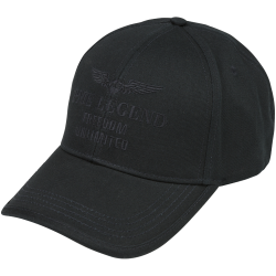 Pme cap washed cotton twill