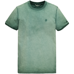 Cast Iron r-neck solid jersey