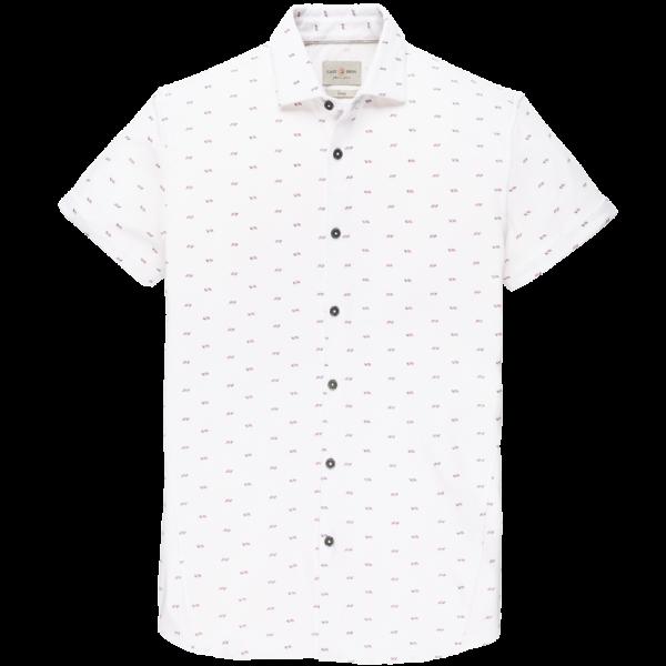 Cast Iron allover print shirt