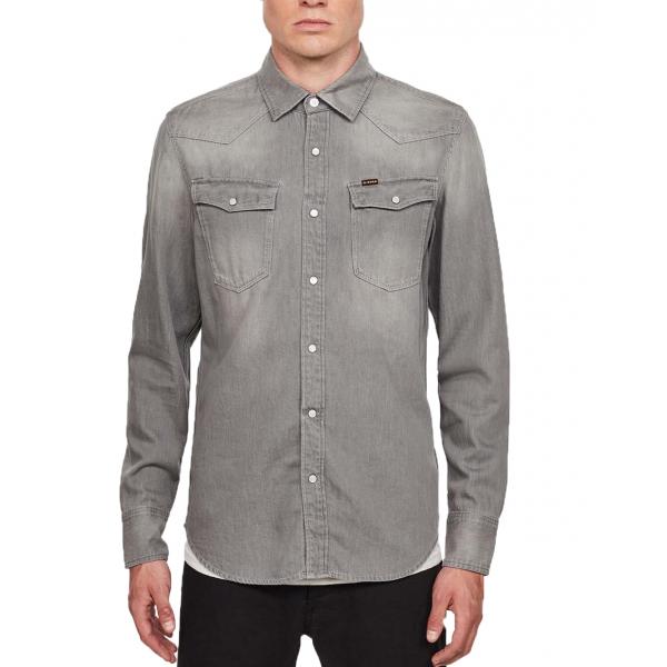 Gstar 3301 slim shirt l/s