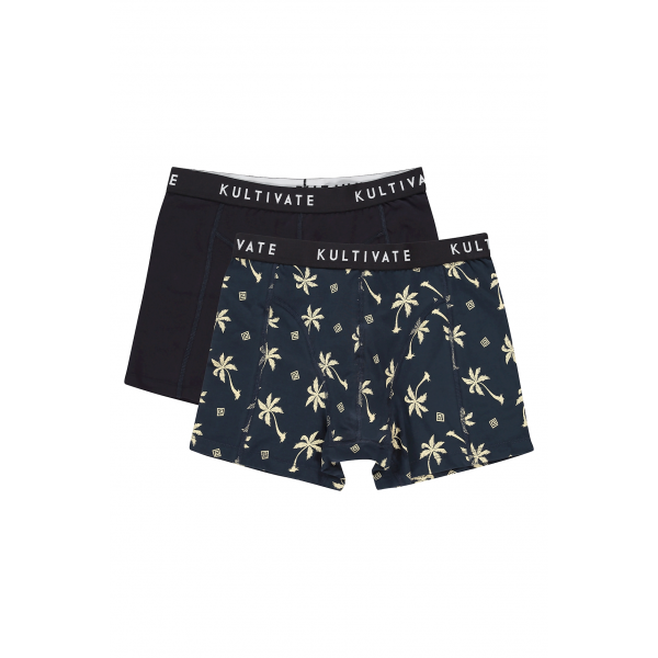 Kultivate boxers yellow palm