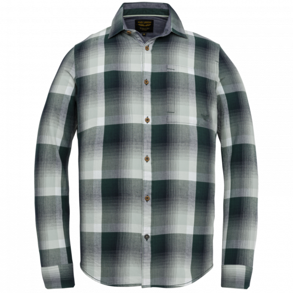 Pme legend  shirt twill check