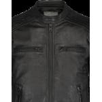 Cast Iron zip jacket sheep dye