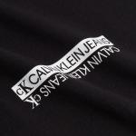 Calvin Klein Mirror logo tee